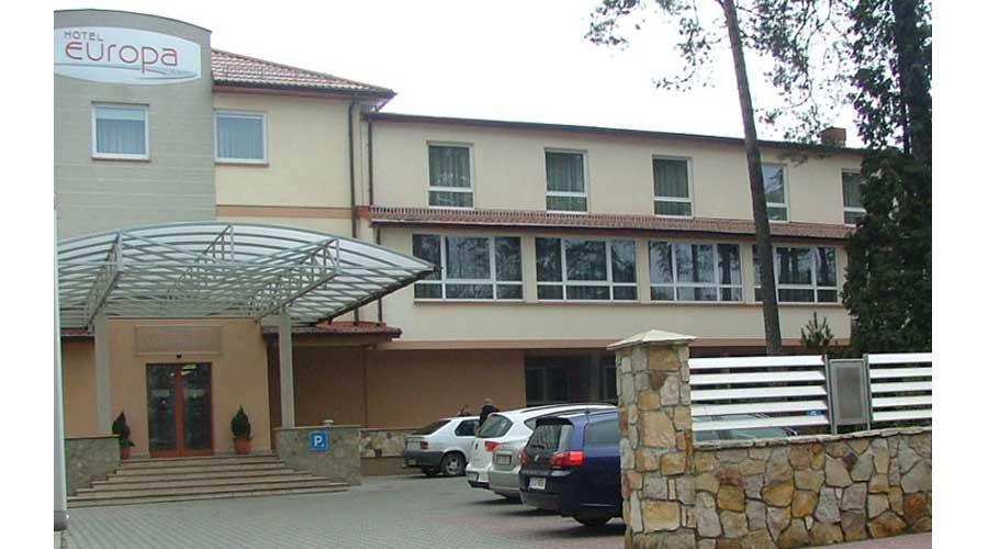 Budowa Hotel