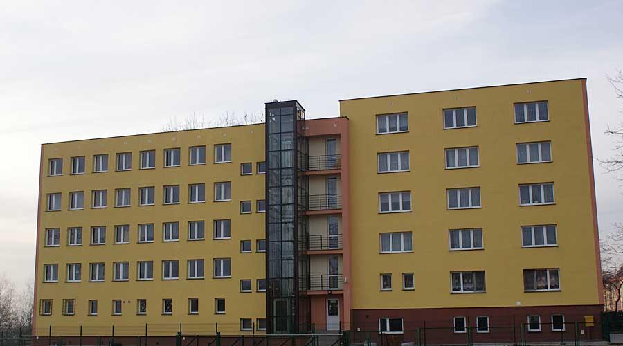 Modernizacja budynku