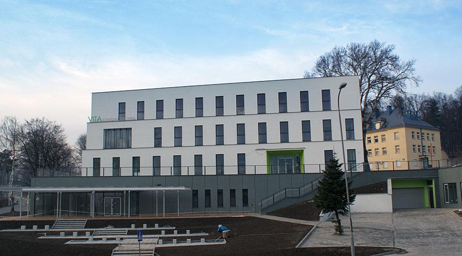 Budowa Centrum Medycznego