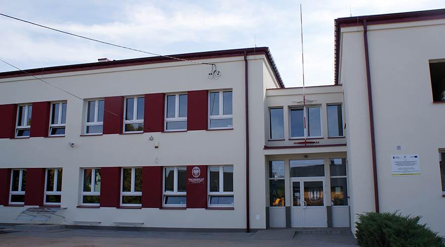 Termomodernizacja Szkoły Starachowice